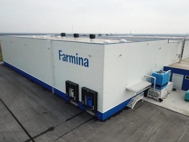 Farmina Pet Foods Inđija, površina 5.000m² - 2016. god.