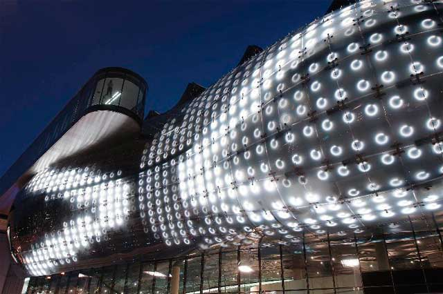 Kunsthaus Graz - Winners of the World Design Census