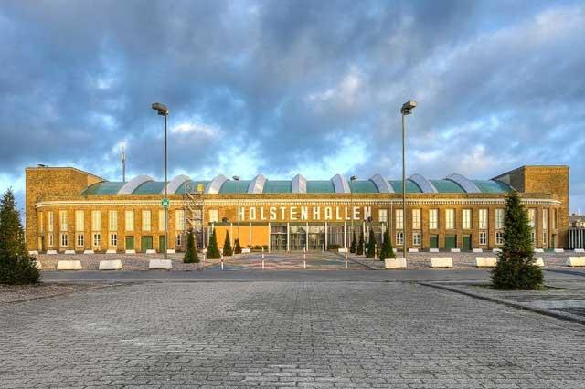 Holstenhalle Neumuenster Nemačka