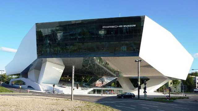 Porsche muzej Nemačka
