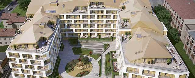 Merin Hill, Beograd - hidroizolacijaC podzemnih etaža i krovova