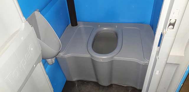 WC kabine