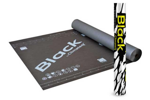 Wabis membrana Climateq® PRO 180 BLACK
