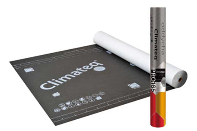 Wabis membrana Climateq® PRO 165