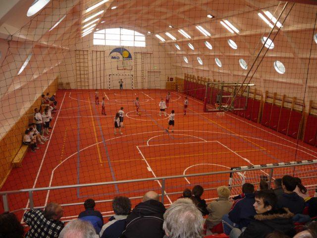 Sportska Hala - Boljevci