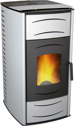 MBS Thermo Pellet 20kW - siva
