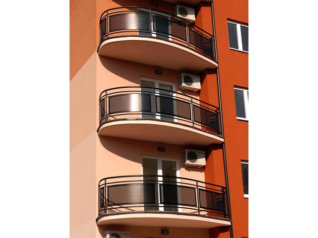 Perforirani limovi su pravi i siguran izbor za ograde terasa