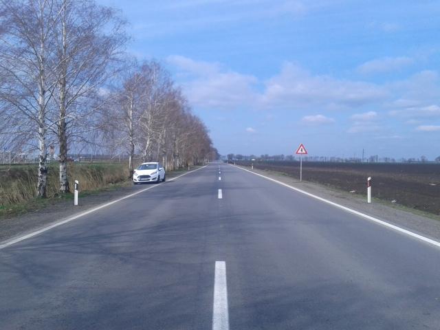 Bečej - državni put IB 15