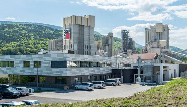 Baumit fabrika u Wopfingu