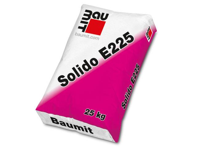 Baumit Solido E225 – Cementni estrih spreman za upotrebu, pogodan za podno grejanje