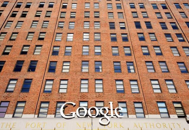 Ugrađeni sistemi na zgradi Googla