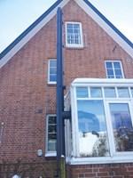 SCHIEDEL inox dimnjak PERMETER na fasadi