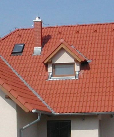 SCHIEDEL keramički dimnjak sa finalom u boji krova