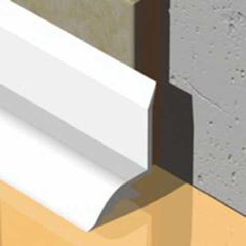 PVC profil za izolaciju od vlage