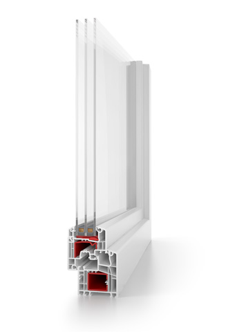 Profil za prozor-Ideal 5000