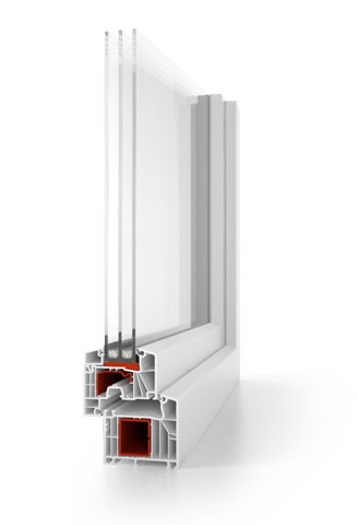 Profil za prozor-Ideal 7000