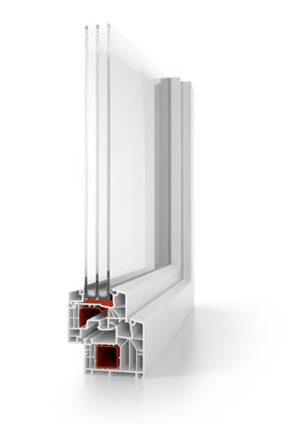 Profil za prozor-Ideal 8000