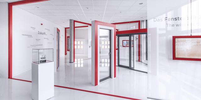 Izložbeni salon ALUPLAST