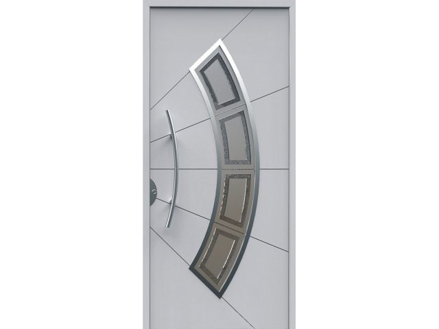 Vrata 1641 siva