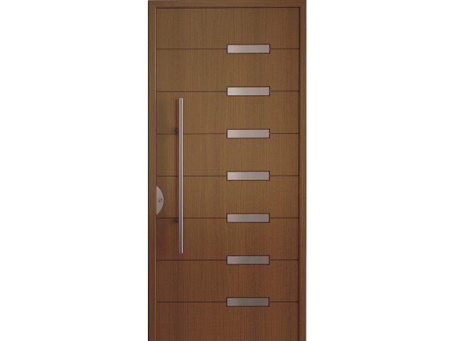 Vrata 1736 siva