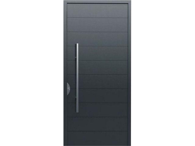Vrata 1762 siva