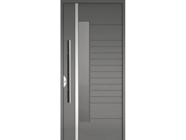 Vrata 1747 siva