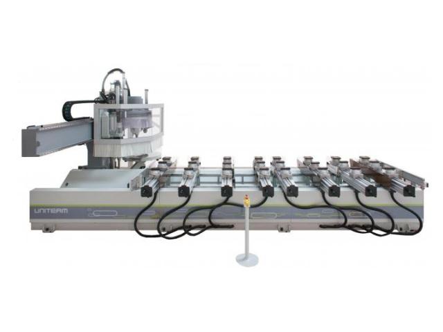 Uniteam Unicawood – CNC mašina za drvo