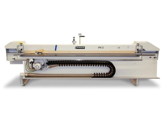 Mayer horizontalni krojač ploča sa glodalicom FH 2