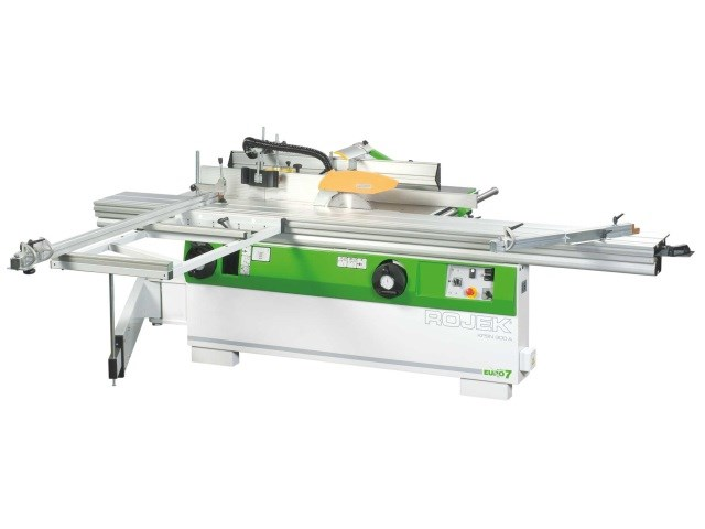Rojek kombinirka – Kombinovana mašina za obradu drveta KPSN 400 A