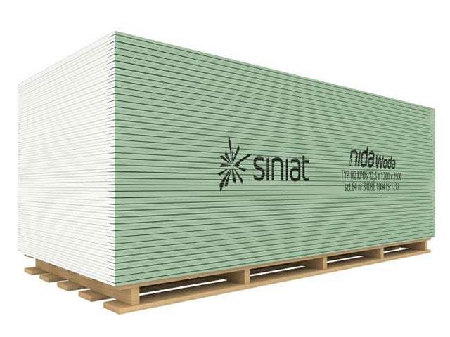 SINIAT - Sistem suve gradnje