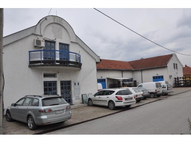 Poslovna zgrada u Valjevu