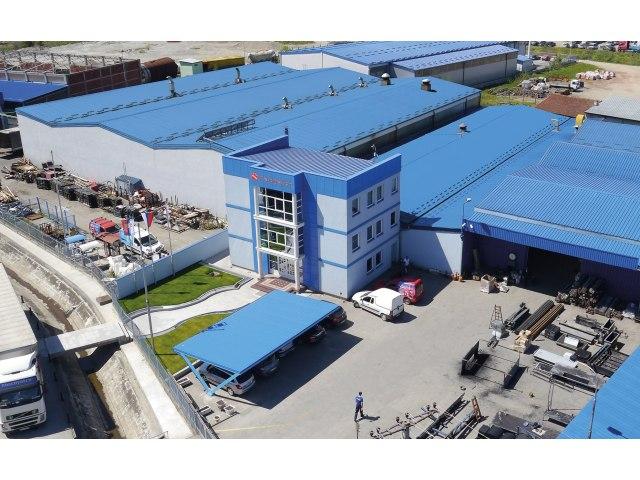 Radijator Inženjering - fabrika (pogon Grdica) i poslovna zgrada