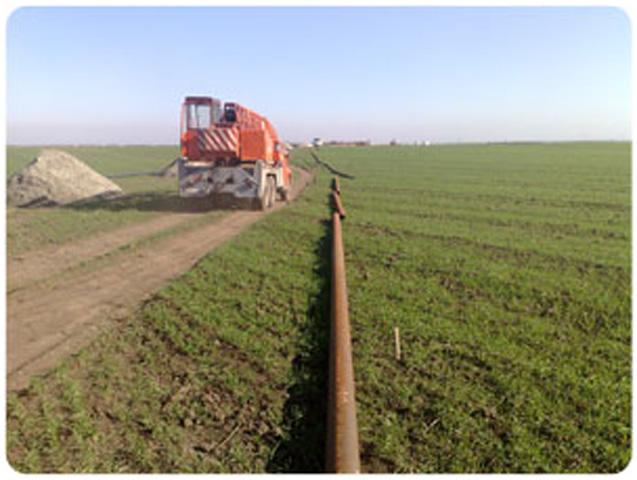 Projektovanje i izvođenje radova na gasifikaciji