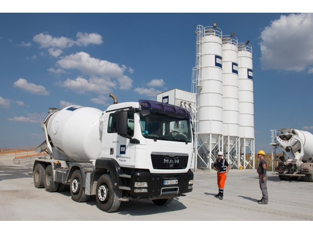 CRH Fabrika betona Dobanovci