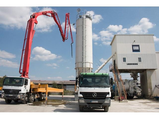 CRH Fabrika betona Krnjača