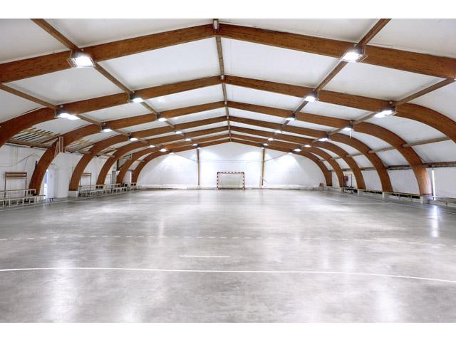 Portfolio - Ledena dvorana, Niš