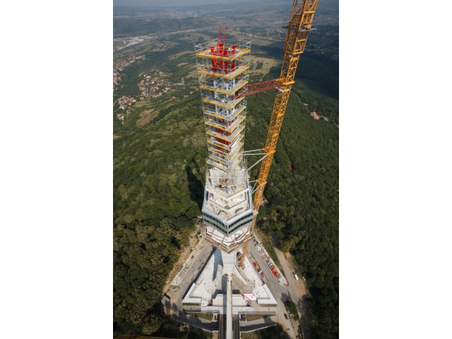 Toranj na Avali