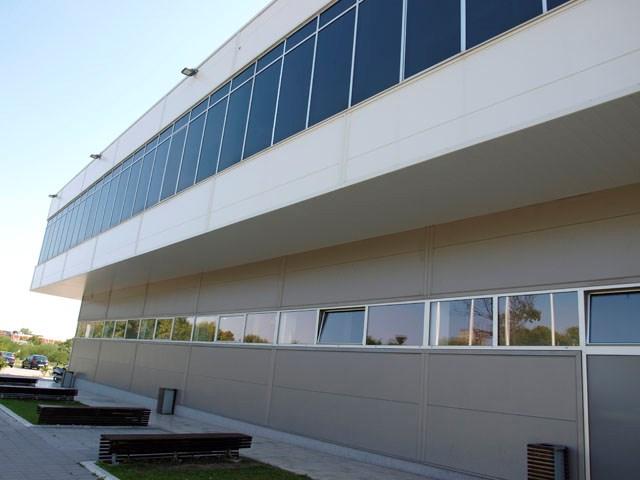 Bazen Šabac -Trimoterm fasadni paneli