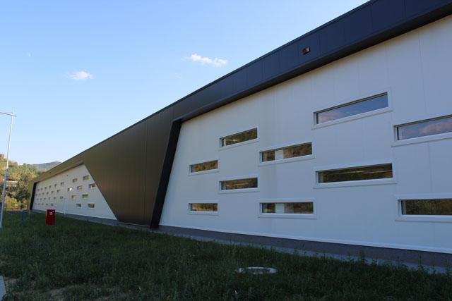 Fabrika tekstila - Trimoterm fasadni paneli