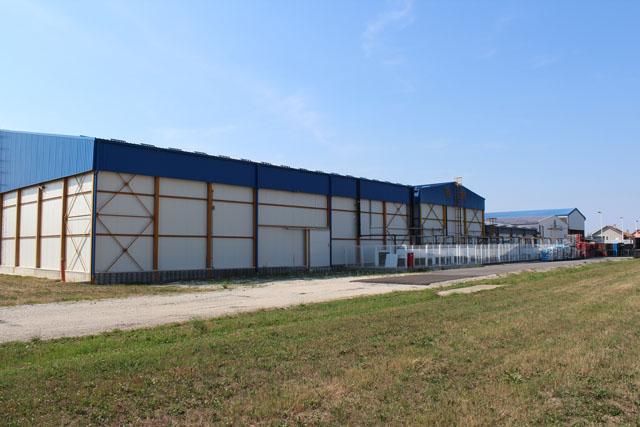 Hladnjača - Trimoterm fasadni paneli