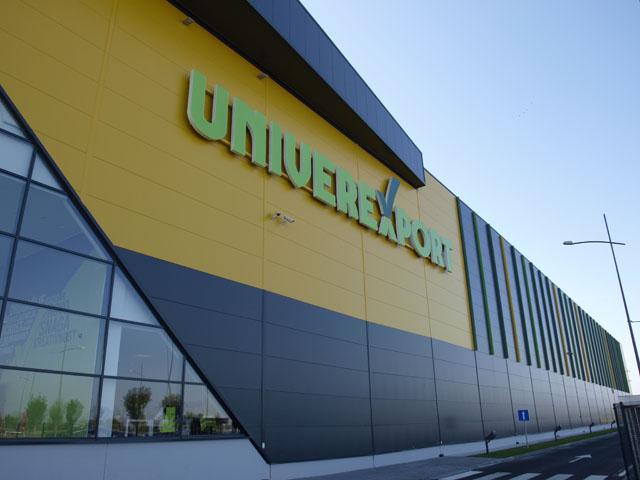 Univerexport - Trimoterm fasadni paneli