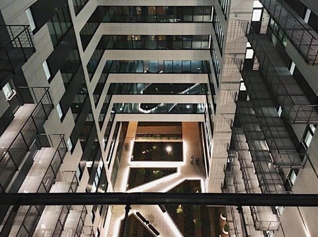 Navigator, zgrada poslovnog centra
