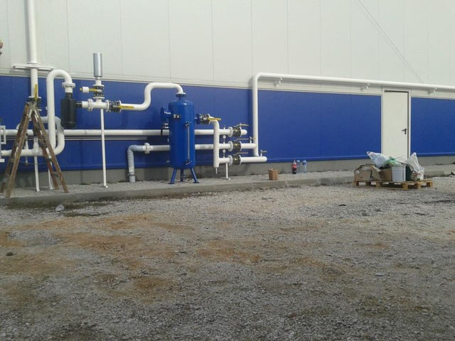 Jonson controls, Kragujevac - ventilacija tla