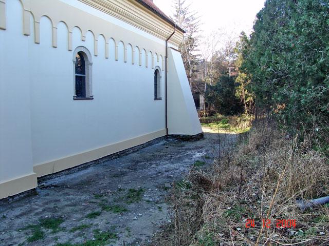 Nikolajevska crkva, Zemun (2000)