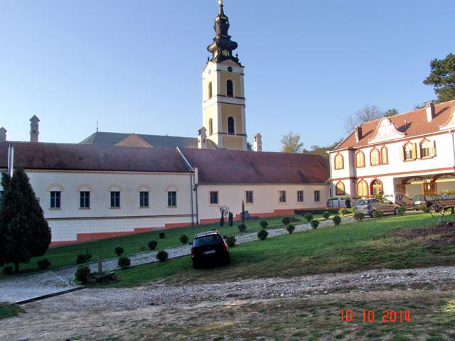 Srpski pravoslavni manastir Grgeteg (2014)