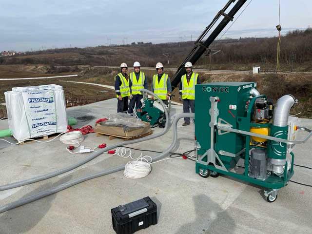 Obilaznica hidroizolacija mosta priprema