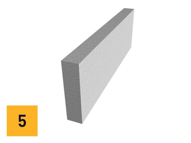 Ytong univerzalne ploče - upotrebljavaju se za izradu raznih obloga, obziđivanje instalacionih kanala, izravnavanje zidova, podova i ravnih krovova, kao i zaštita hidroizolacije.