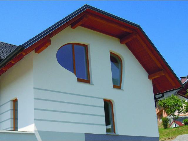 Kuća izolovana Multipor termoizolacionim pločama