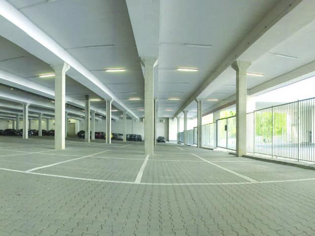 Multipor izolacija garaža