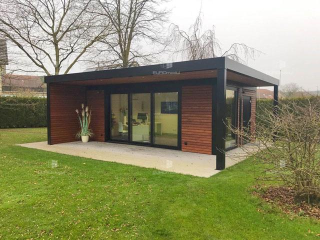Modularna kancelarija za Švajcarsku